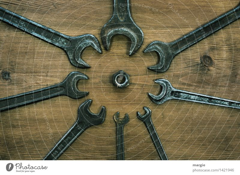 Wood Brown Metal Work and employment Arrangement Multiple Technology Circle Round Might Relationship Services Craft (trade) Collection Society Workshop
