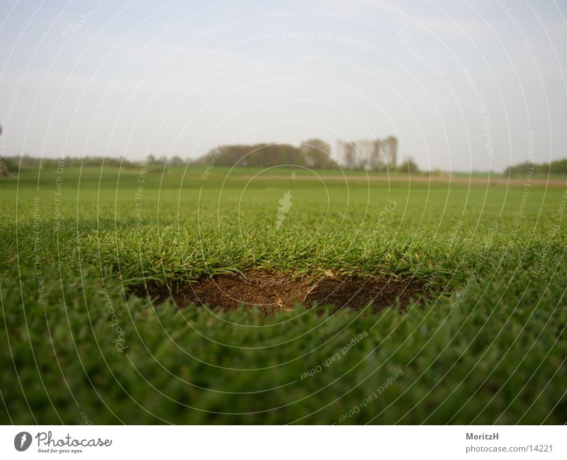 Green Sports Lawn Golf Hollow Golf course