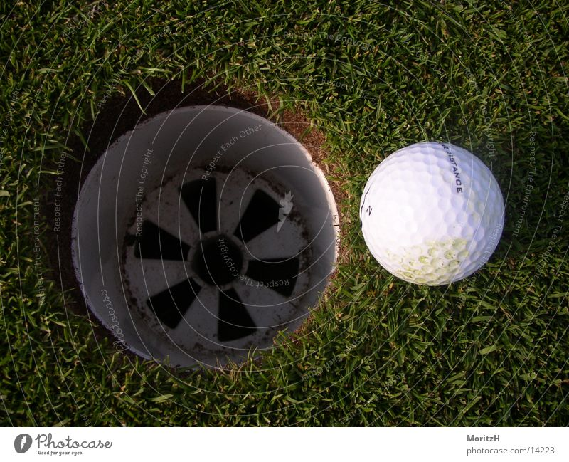 Green Sports Hollow Golf Golf course Golf ball Nike