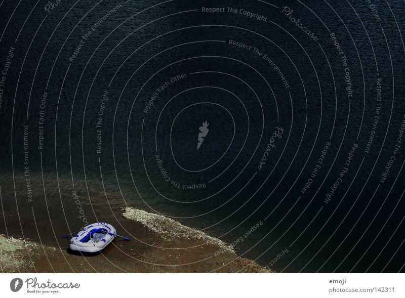 Water Summer Beach Ocean Vacation & Travel Loneliness Dark Coast Warmth Watercraft Lake Small Going Physics Gravel Doomed
