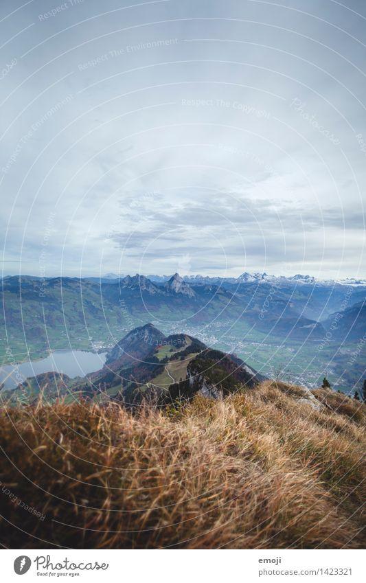 Nature Blue Landscape Mountain Environment Autumn Natural Tourism Peak Alps Switzerland Hiking trip