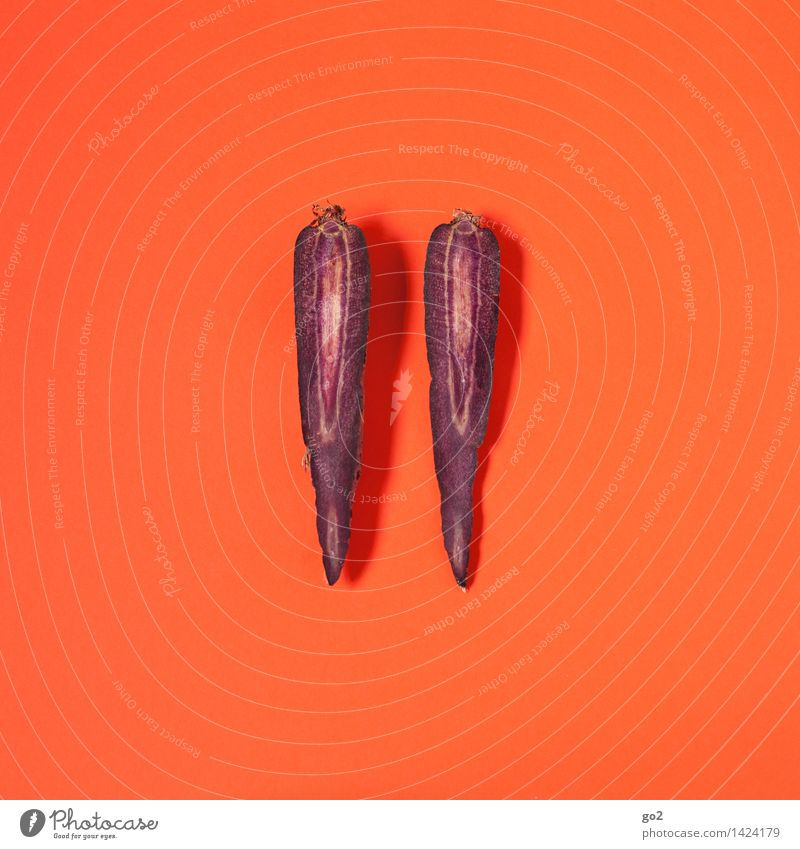 original carrot Food Vegetable Carrot Nutrition Eating Organic produce Vegetarian diet Diet Fasting Healthy Eating Esthetic Exceptional Delicious Violet Orange
