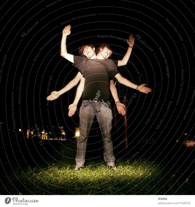 Human being Hand Dark Head China Thought Lamp Long exposure Power Arm Lighting Force Might Insect To hold on Fantastic