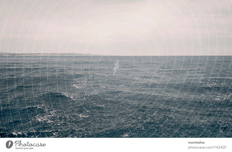 Beautiful Water Ocean Emotions Lake Watercraft Rain Waves Perspective Drops of water Simple Wet Drop To fall Bubble Mediterranean sea