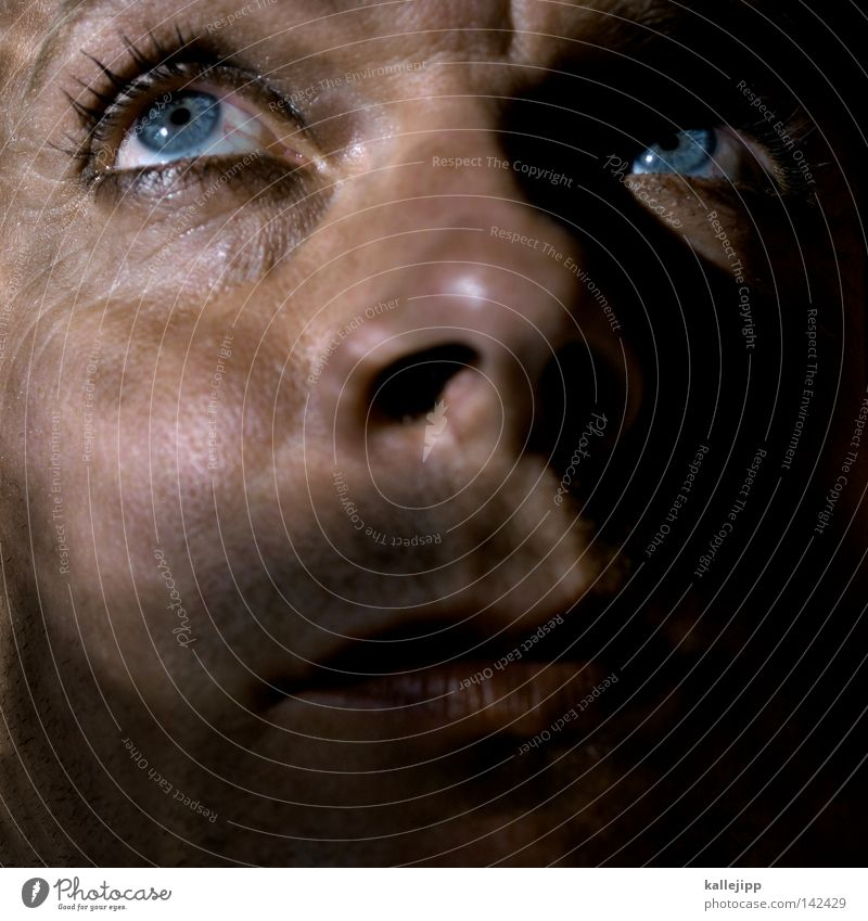 golden years Man Human being Transvestite Shows Make-up Ink Eye shadow Portrait photograph White Occur Horror Deformation Ascending Discover At odds with