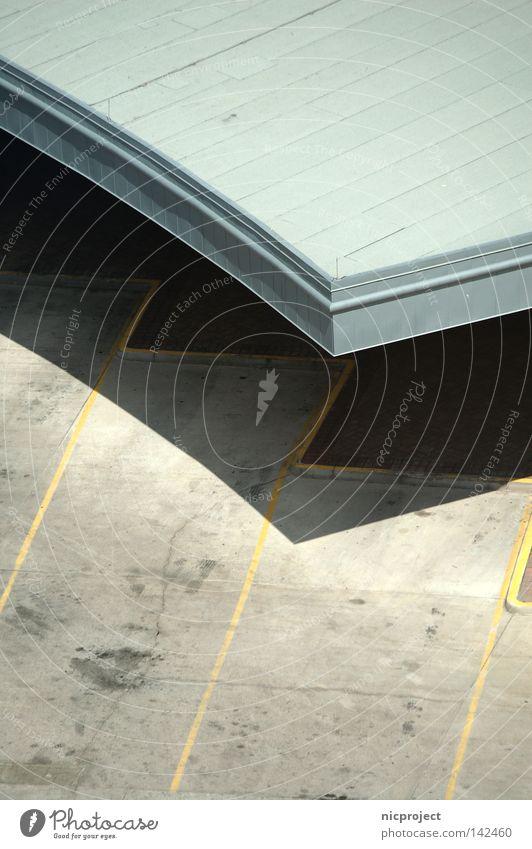 Sun Architecture Concrete Roof Parking lot Parking