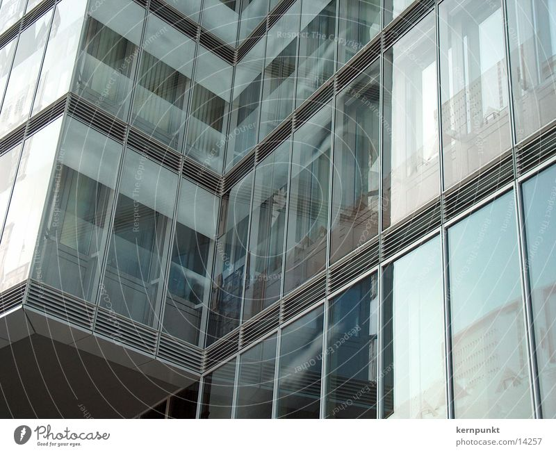 Window Architecture Glass High-rise