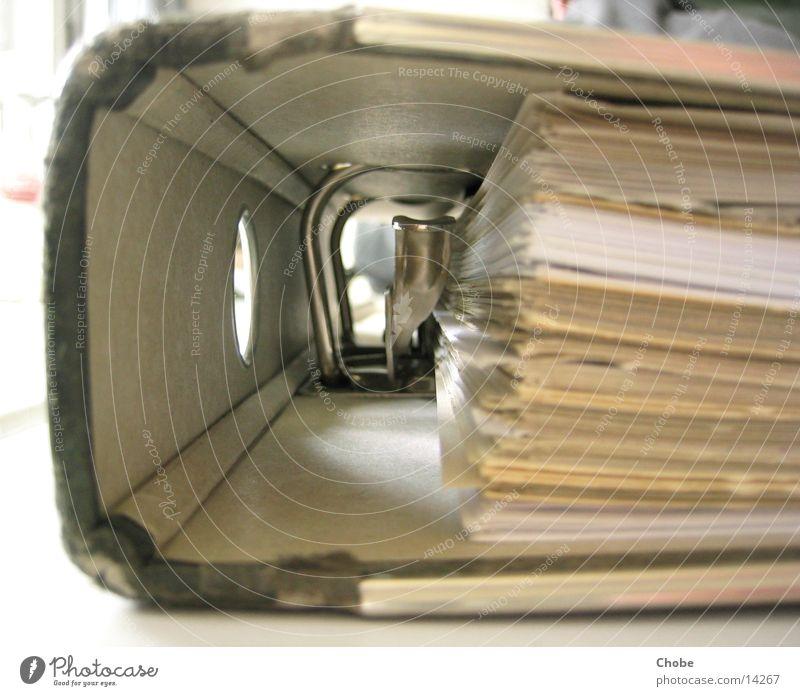 folder Holder Leaf Paper File Detail