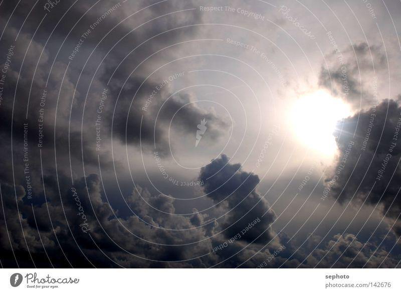 cloud plays Clouds Cumulus Stratocumulus Cirrus Fog Cold front Beautiful weather Altocumulus floccus Grief Rain Calm Gale Passion Gray Autumn Autumn storm Surf