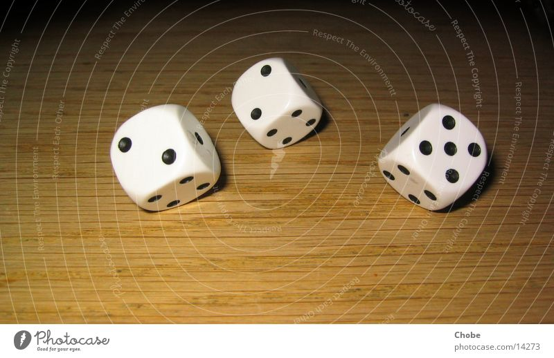 Dice Wood Leisure and hobbies 6