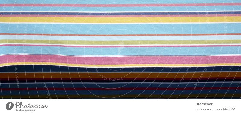 Summer 2008. Fresh Laundry Positive Forwards Beach Ocean Waves Sandy beach Beach chair Sunbeam Vacation & Travel Stripe Dream Things Colour Bright optimistic