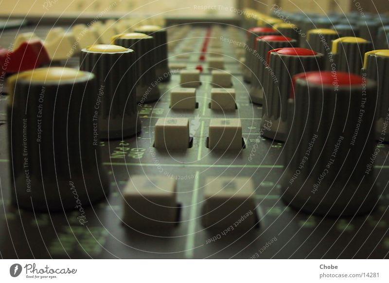 Technology Buttons Mixing desk Controller Electrical equipment