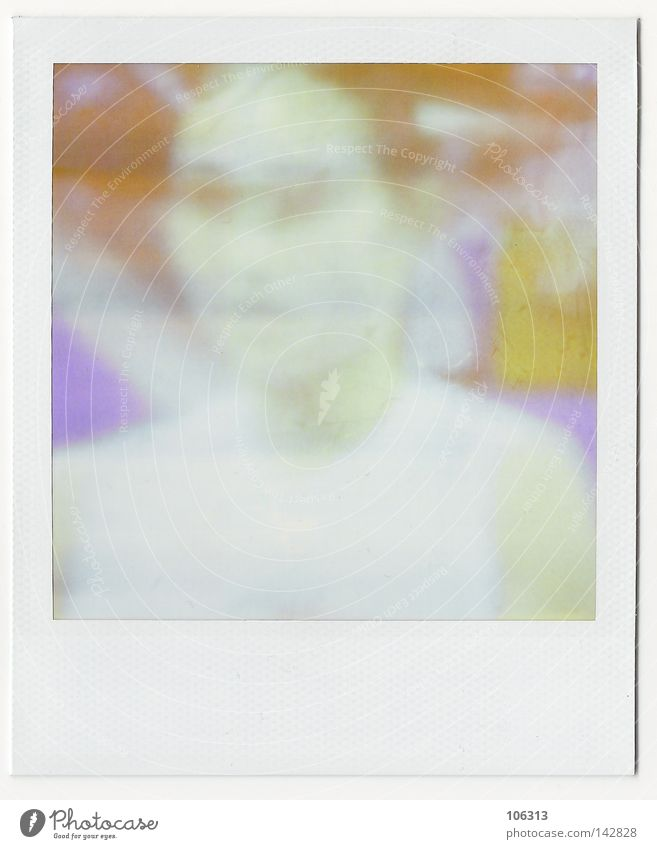RGBeijing Polaroid Woman China Chinese Colour Project Olympics Olympia Blur Structures and shapes Discover Intuition Suppose Invisible Art Culture rgbeijing