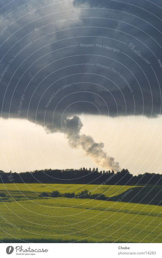 """Tornado"" Clouds Gray Sky Smoke"