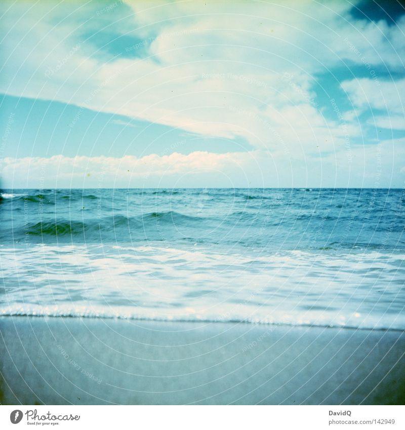Water Sky Ocean Summer Beach Clouds Lake Sand Coast Waves Horizon Americas Lakeside Baltic Sea Surf Body of water