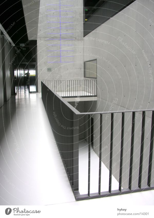 a1 Concrete Steel Light Structures and shapes Story Gray Architecture Shadow Handrail