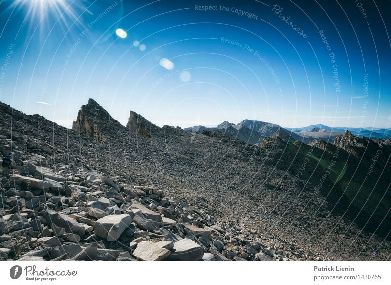 Mt. Whitney. Harmonious Well-being Contentment Senses Calm Meditation Tourism Trip Adventure Far-off places Freedom Camping Mountain Hiking Environment Nature
