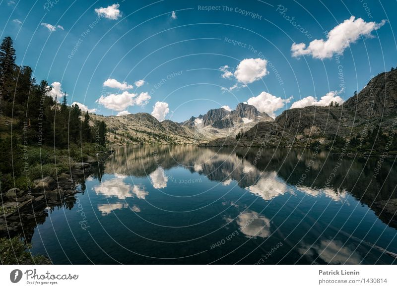Garnet Lake Healthy Harmonious Well-being Contentment Senses Adventure Far-off places Freedom Mountain Hiking Environment Nature Landscape Elements Air Water