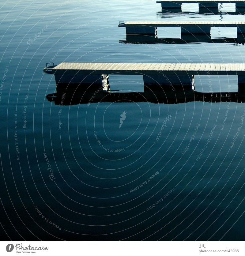 Water Calm Movement Lake Line Waves Tall Dynamics Footbridge Deep Upward Jetty Baltic Sea Surface Loud Converse