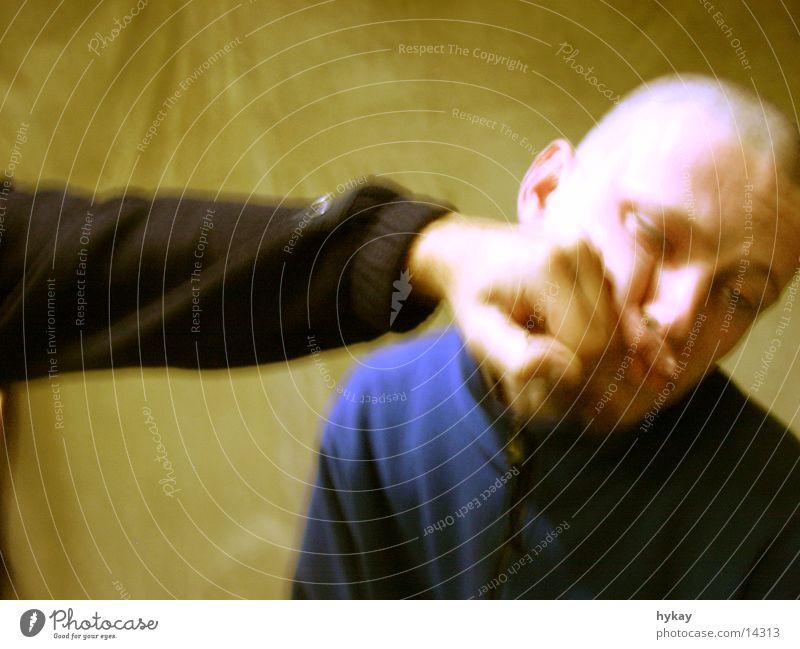 Face Friendship Action Force Pain Blow Fist Misunderstanding Marginal group