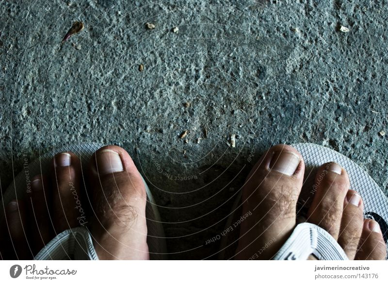 Feet Art Fingers Ground Target Fingernail Stride Arts and crafts  Cordoba Andalucia