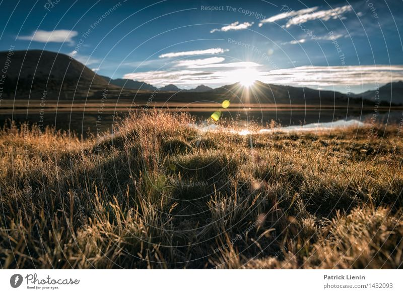 morning light Wellness Life Well-being Contentment Senses Relaxation Vacation & Travel Adventure Far-off places Freedom Hiking Environment Elements Earth Clouds