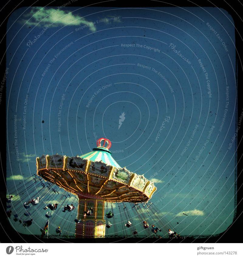 Joy Playing Leisure and hobbies Infancy Fairs & Carnivals Rotate Carousel Fair Vertigo