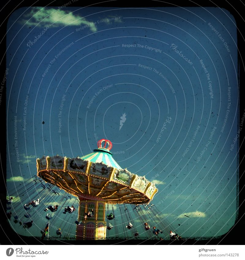 Ringel play [n. 1; Austrian] Carousel Fairs & Carnivals Rotate Vertigo Leisure and hobbies Playing Joy all around roundabout merry-go-round pleasure fun delight