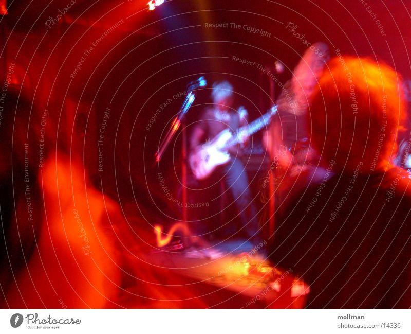 lonely bassman Concert Group Double bass Light