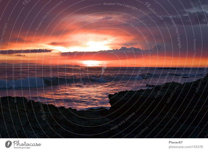 Sky Beach Ocean Freedom Happy Dream Contentment Romance Sunset Dusk Gorgeous
