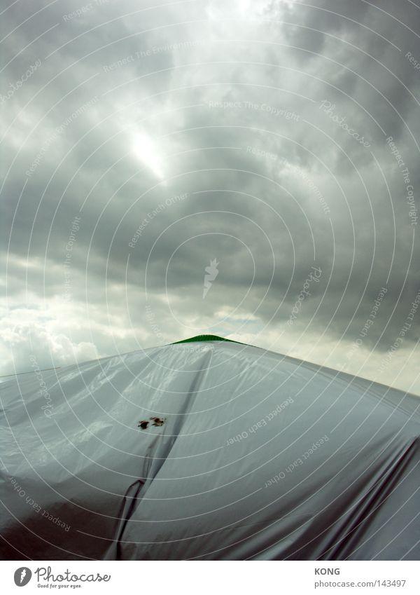 Sky Clouds Gray Sadness Moody Fog Weather Grief Cloth Wrinkles Boredom Rag Steam Haze Tent Textiles