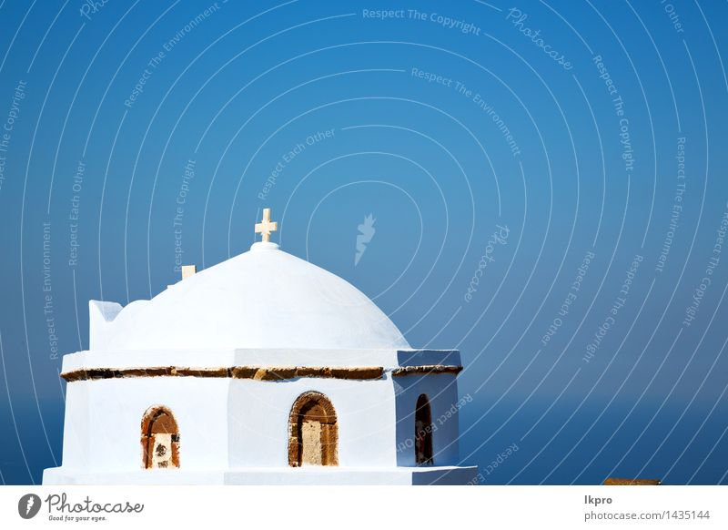 construction and the sky Design Beautiful Vacation & Travel Summer Island Wallpaper Art Culture Landscape Sky Small Town Church Building Architecture Concrete
