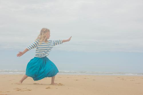 take a deep breath Lifestyle Wellness Harmonious Well-being Senses Relaxation Calm Meditation Leisure and hobbies Vacation & Travel Summer Beach Waves Yoga