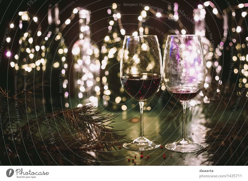 holidays coming up Pepper pink pepper Beverage Wine Bottle Glass Lifestyle Elegant Style Joy Harmonious Leisure and hobbies Winter vacation Holiday season