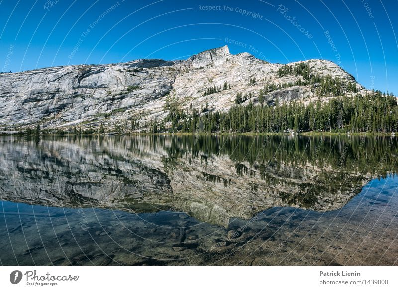Mirrored Lifestyle Wellness Well-being Contentment Senses Relaxation Calm Vacation & Travel Trip Adventure Far-off places Freedom Camping Summer Mountain Hiking