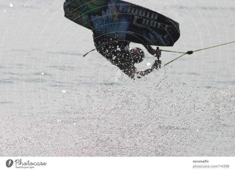 Water Power Salto Extreme sports