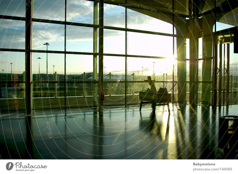 Sky Vacation & Travel Window Freedom Happy Think Glass Flying Wait Beginning Trip Airplane Aviation Airport Transparent