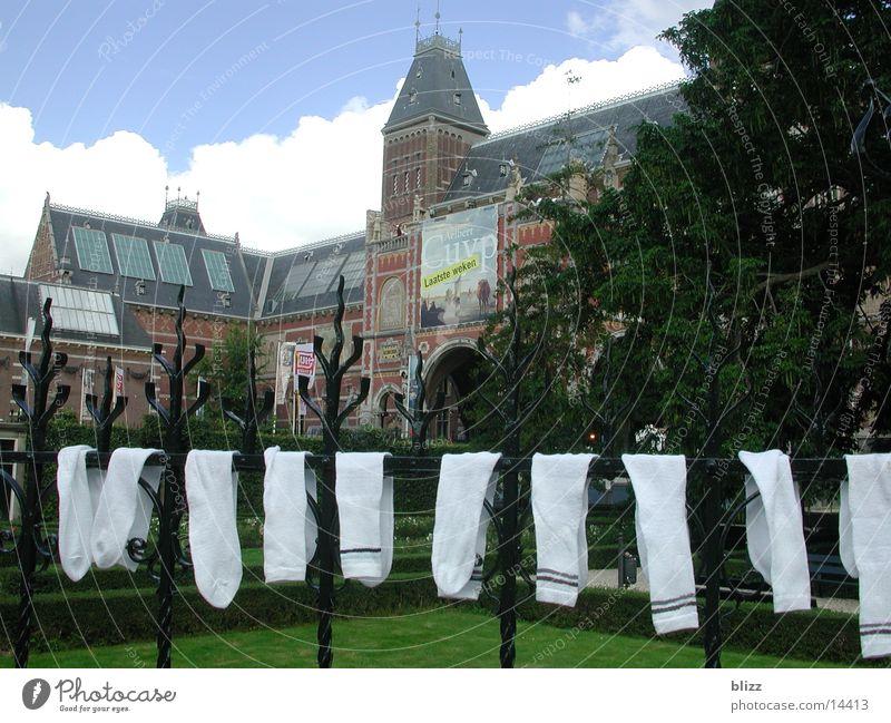 Building Europe Amsterdam Rijks museum
