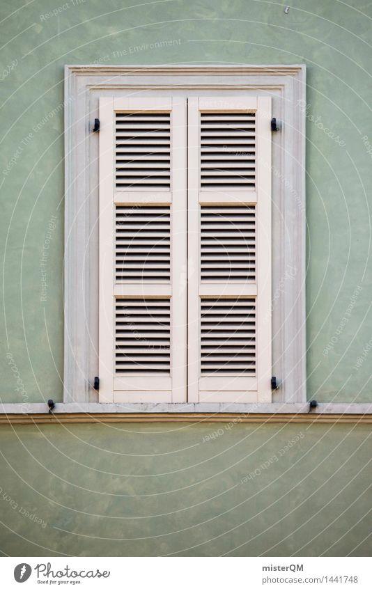 finestra XI Art Work of art Esthetic Window Shutter Window board View from a window Window transom and mullion Window frame Glazed facade Facade White