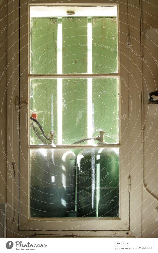 Summer Window Living or residing France Gas Tank Shutter Window frame Gas cylinder Gas tank