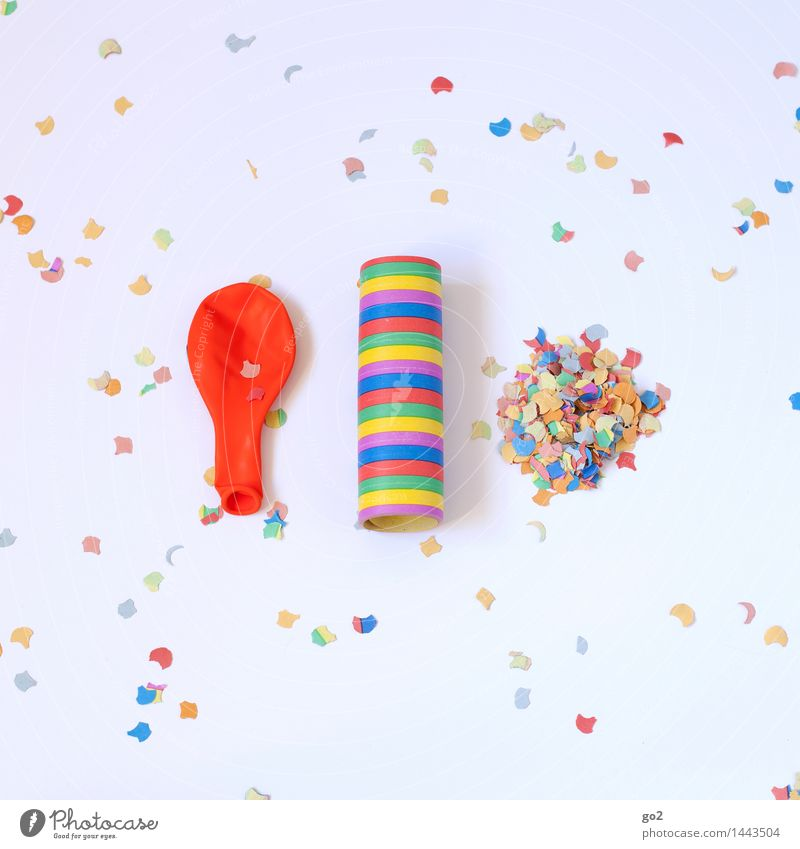 party Joy Entertainment Party Event Feasts & Celebrations Carnival New Year's Eve Fairs & Carnivals Birthday Decoration Balloon Confetti Paper streamers
