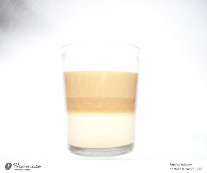 latte Milk Latte macchiato Espresso Hot Coffee Glass Refreshment