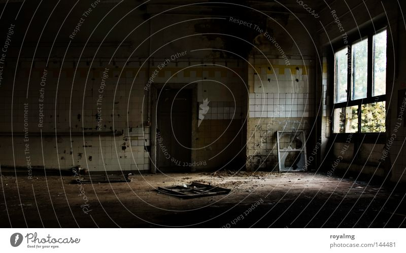 Old Loneliness Window Empty Industry Grief Industrial Photography Kitchen Factory Broken Transience Derelict Decline Past Historic Ruin