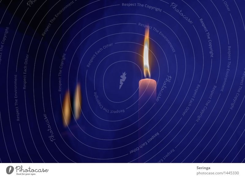 Silent time 2 Winter Flat (apartment) Mirror Feasts & Celebrations Christmas & Advent Funeral service Baptism Church Candle Emotions Moody Warm-heartedness Calm