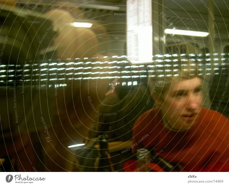 reflections Reflection Railroad Light Transport scenery