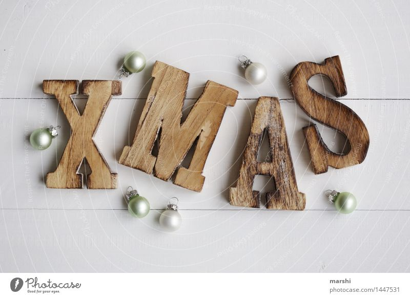 MERRY Sign Characters Digits and numbers Emotions Moody Christmas & Advent Christmas decoration Sphere Glitter Ball Wood Letters (alphabet) Seasons Anticipation