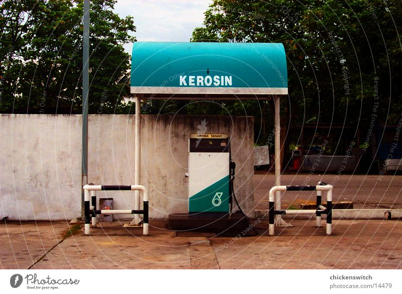 Car Petrol station Transport Highway Petrol pump