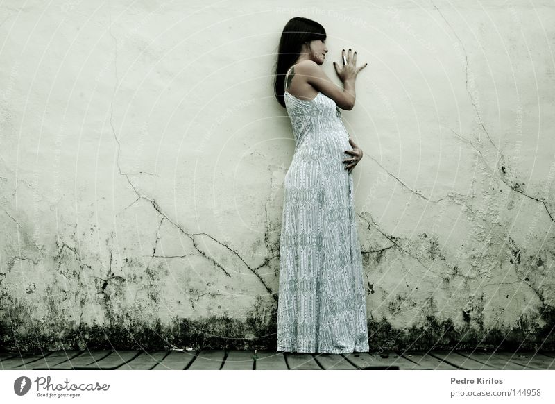 Growing Woman Pregnant Baby Brazil paola pedrokirilos pregnancy