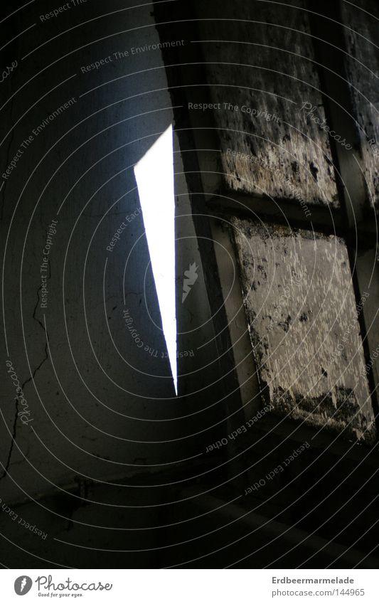 Old Calm Loneliness Dark Window Fear Dirty Grief Derelict Crack & Rip & Tear