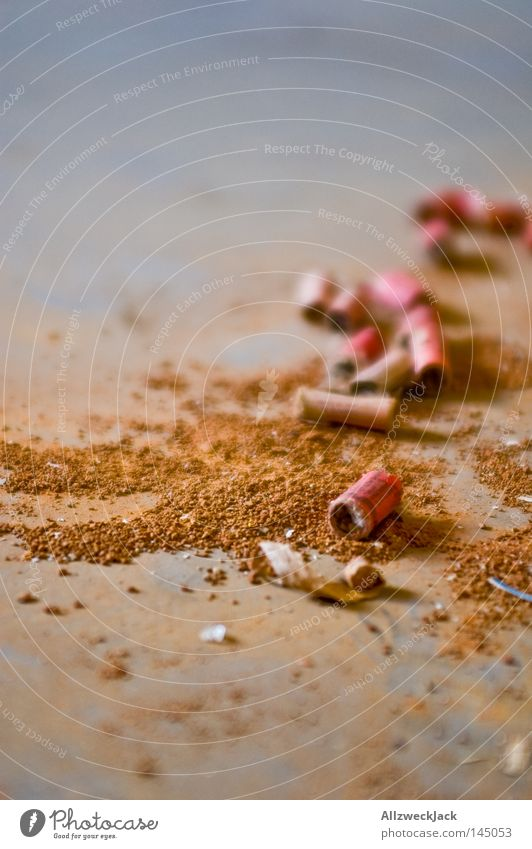 Feasts & Celebrations Dangerous New Year's Eve Trash Firecracker Remainder Portrait format New Year's Party Unexploded device
